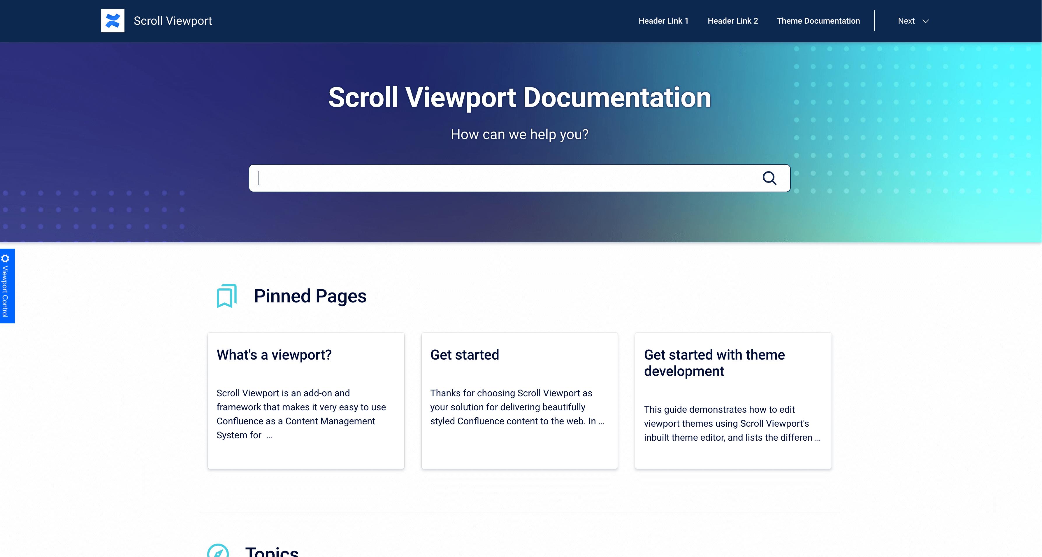 xalt_scroll_viewport_user_interface.png