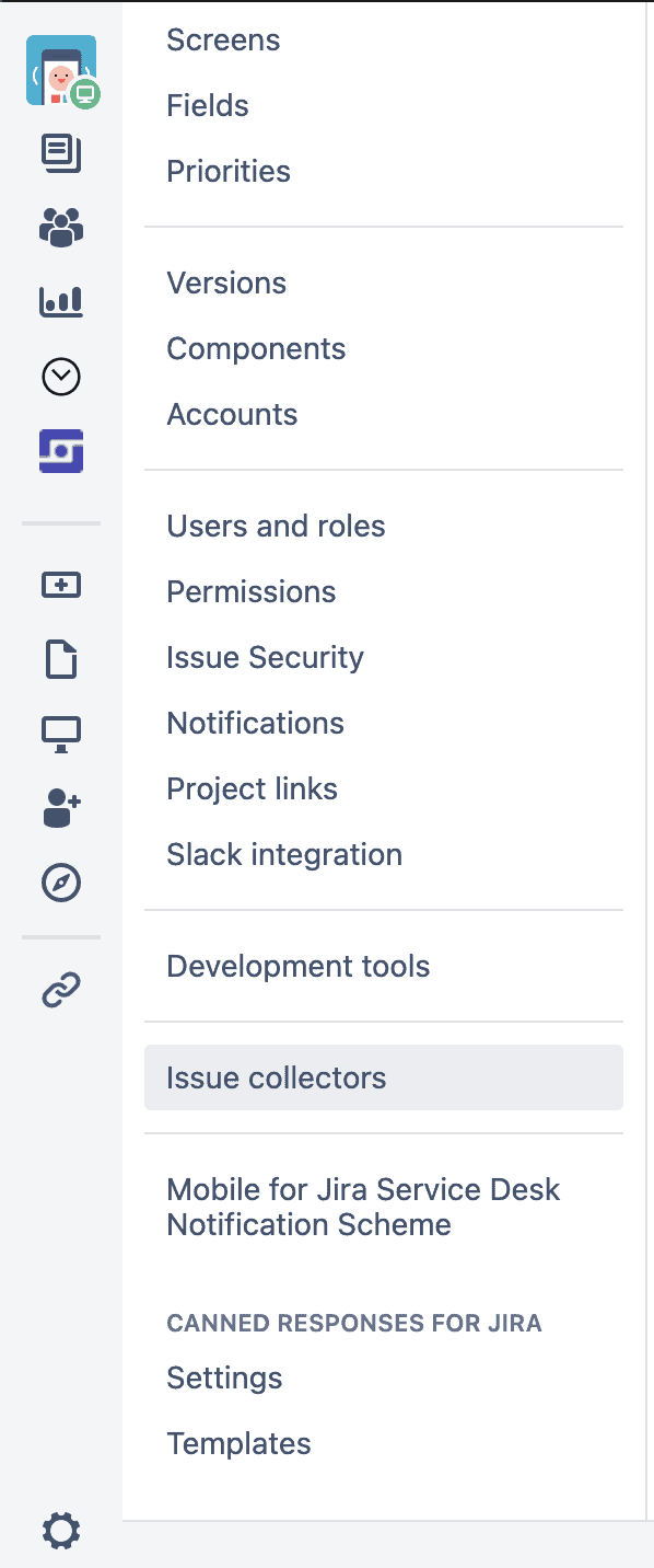 Jira Issue Collector