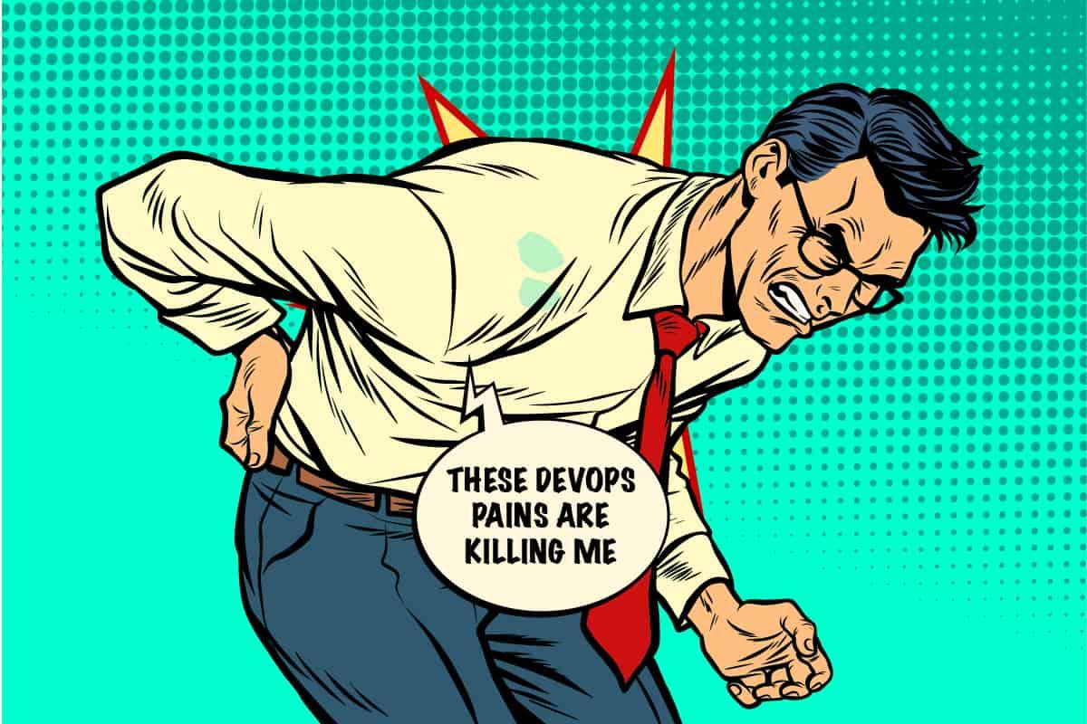 Typical DevOps Problems