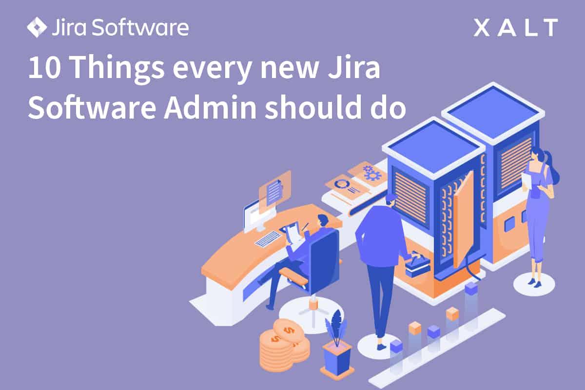 Jira Admin todos