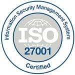 XALT ISO-27001 Zertifikat