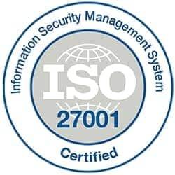 XALT ISO-27001 Certificate